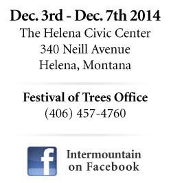 Festival of Trees Info